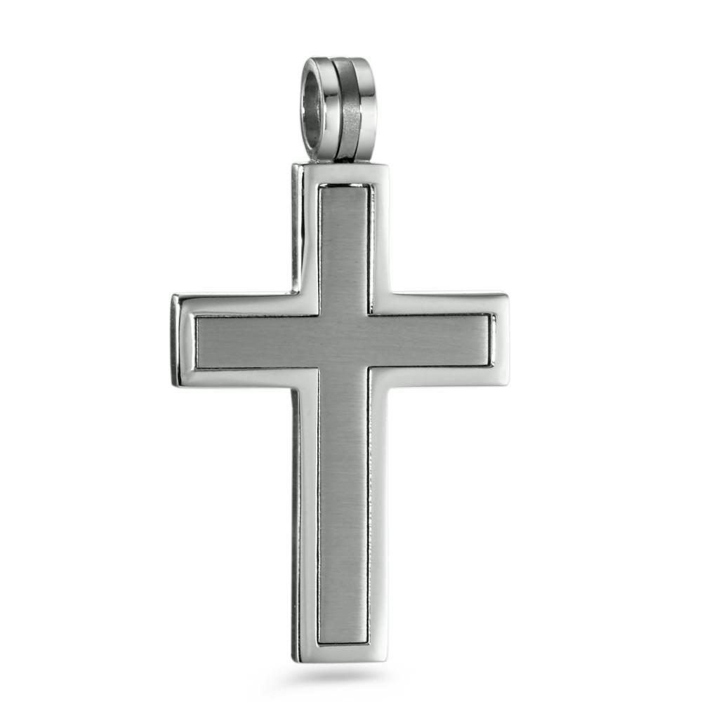 Anh�nger  Kreuz teilbar