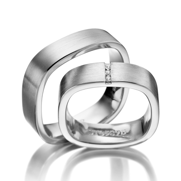 Youngline by Weidner - 3 Dia.  0,045 ct. tw/si 61168